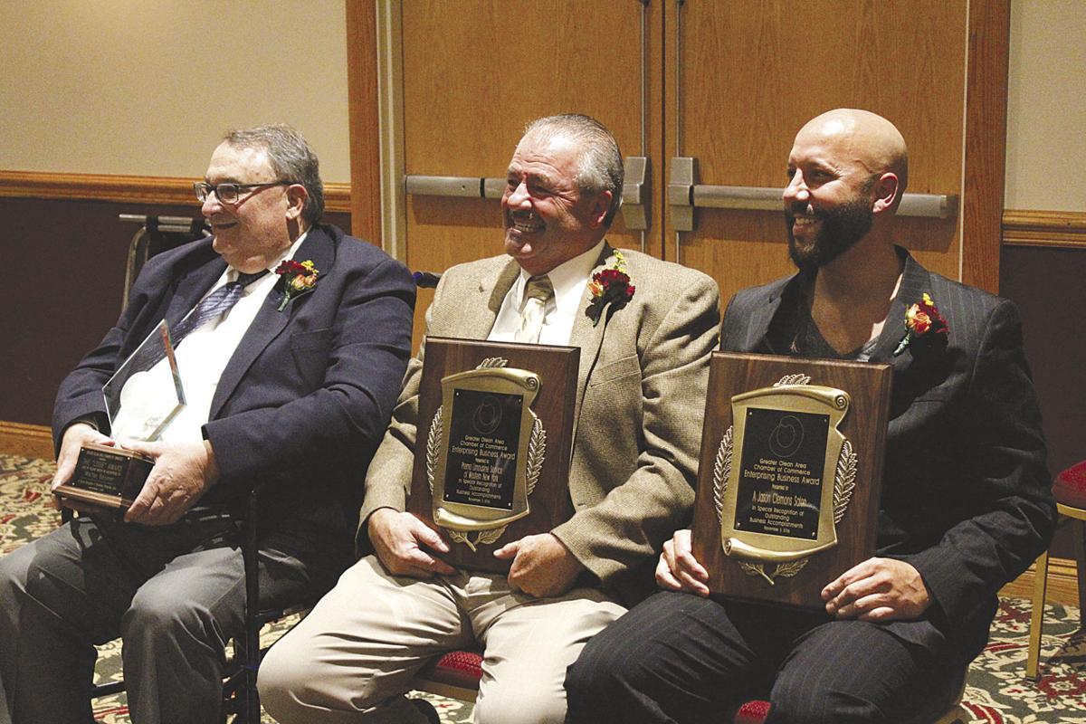 Reisner gets louie award premo and clemons salon get for A jason clemons salon