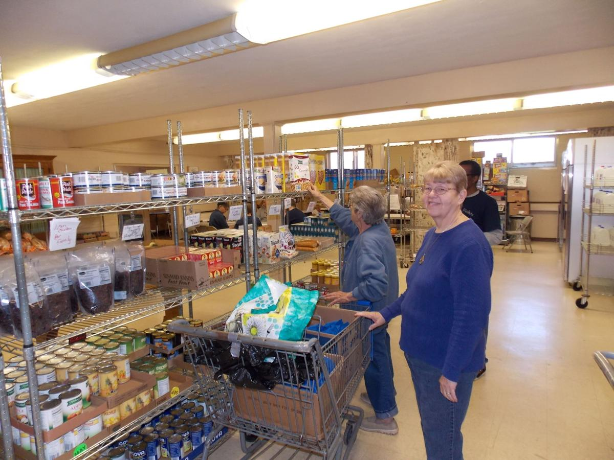 An appeal for help news for Loaves and fishes food pantry