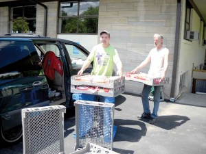 Pantry in need of food cash olean times herald news for Loaves and fishes food pantry