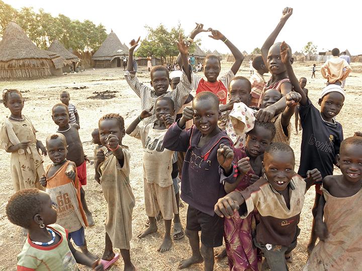 community invited lost boys of sudan presentation onida