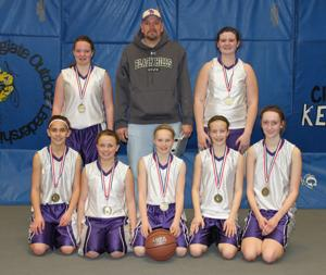 7th grade girls win division in Spearfish