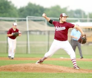 Indians take pair from Mustangs