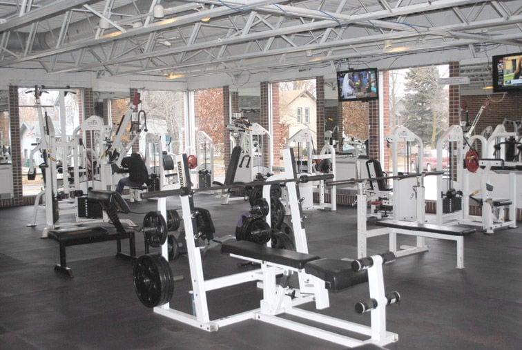 Mahaska county ymca debuts fitness room remodel local