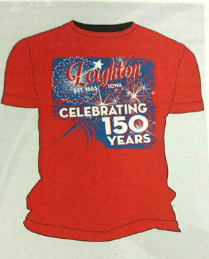 Leighton celebrates 150 years, America's independence