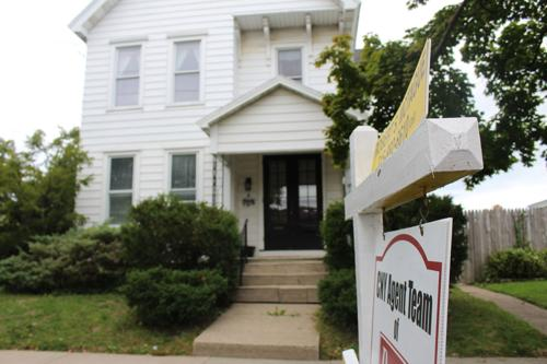 <p>Home sales totals in the county have long been in the tens of millions of dollars, but it all starts with a potential buyer having their eyes on a house such as this: a property at 73 W. Mohawk Street in Oswego.</p>