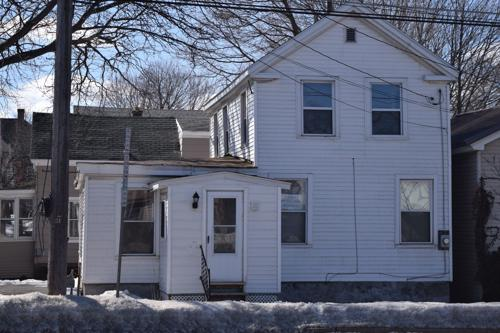 <p>In the midst of statewide February home sales reaching the second-highest total for the month, closed sales in Oswego County rose 3.4 percent. As the snow melts, some local realtors hope homes like this one at 138 W. Bridge St., Oswego, might be sold.</p>