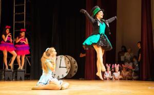 2015 Academy of Dance recital