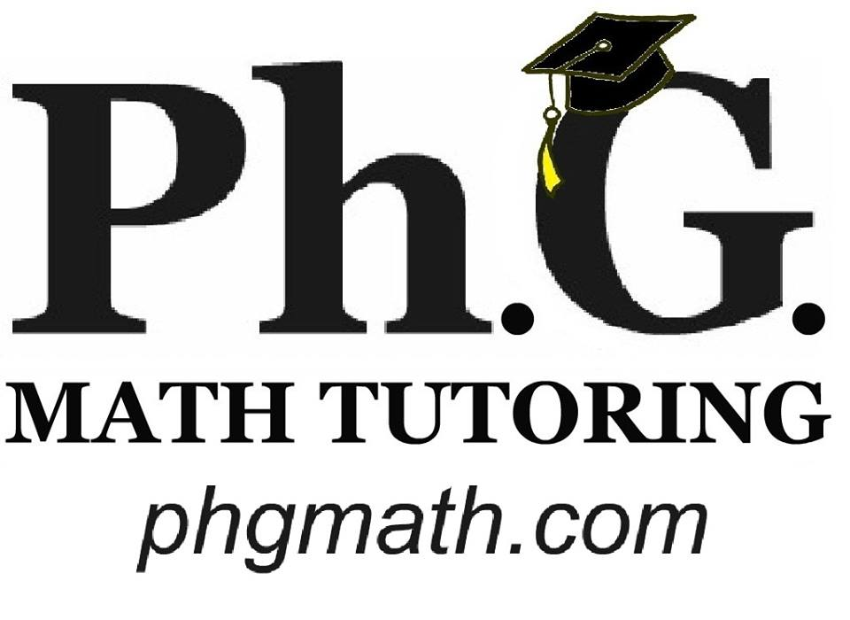 Ph.G. Math Tutoring