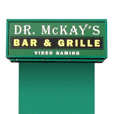 DR. McKay's