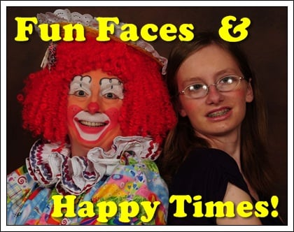 Fun Faces & Happy Times!