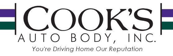 Cook's Auto Body, Inc.