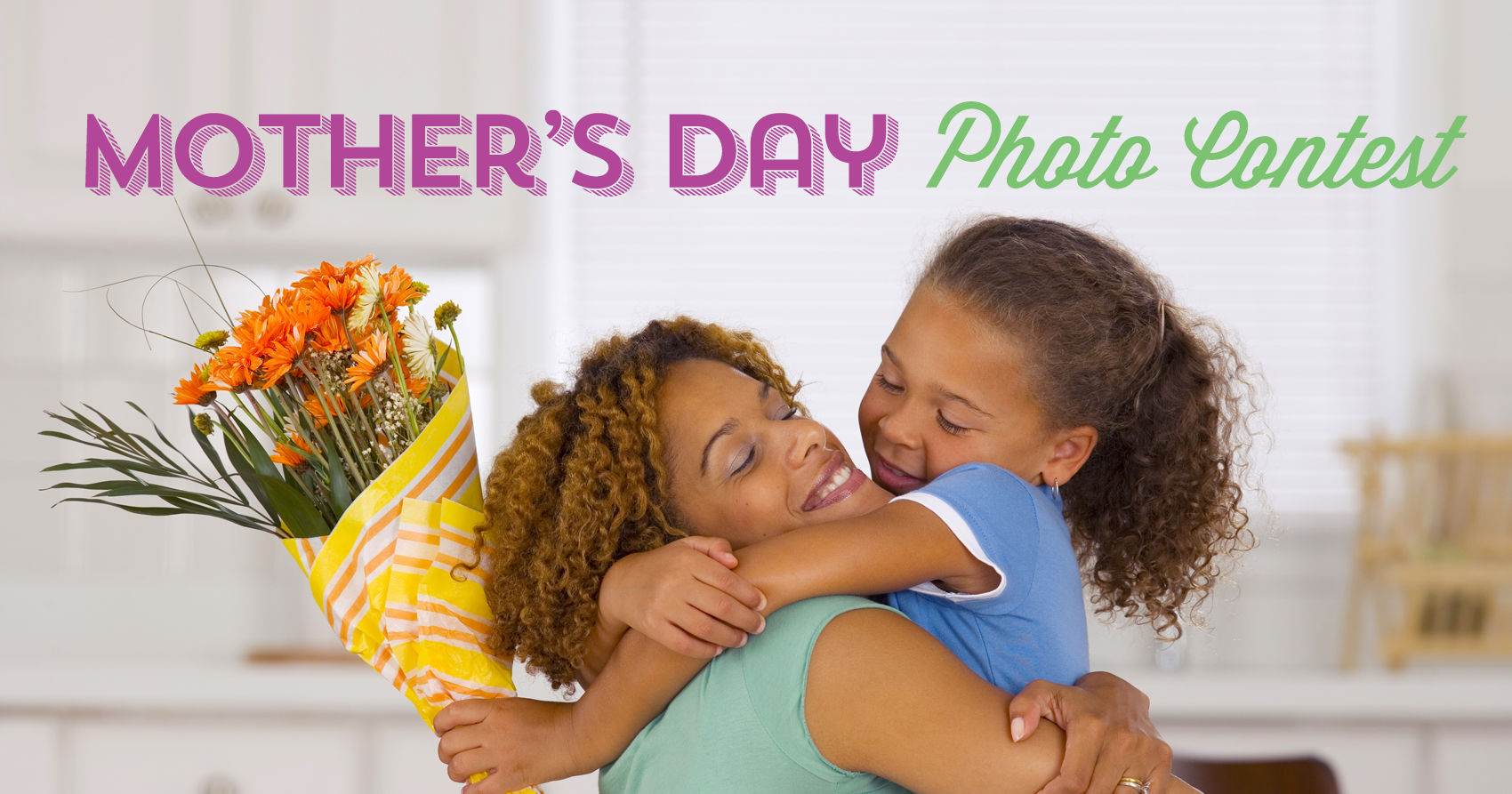 2016 Mother's Day Photo Contest