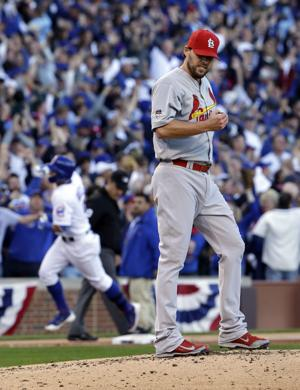Photos: Cubs vs. Cards, NLDS Game 4