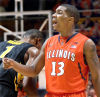 Abrams eager to point way for next year's Illini