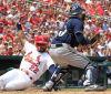 Lackey, Cardinals defeat Milwaukee to win series