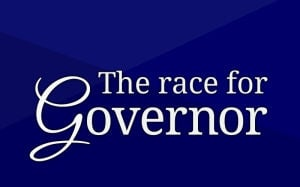 The race for governor