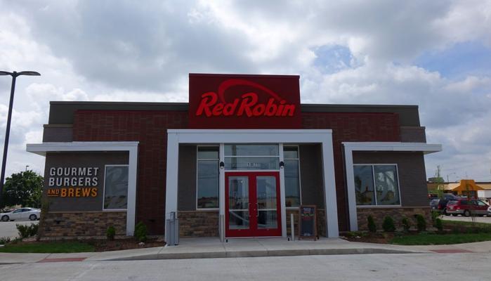 Red Robin Restaurant Opens Its Doors