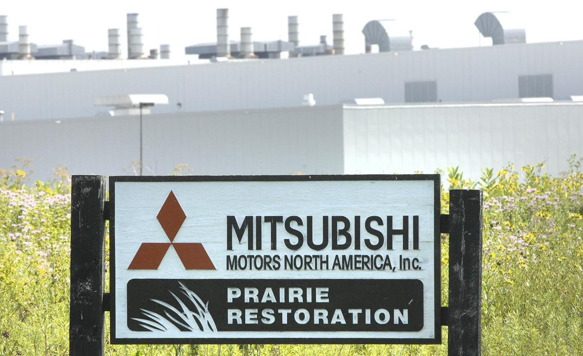 Rivian automotive in talks for mitsubishi plant local for Mitsubishi motors bloomington il