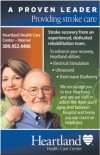 Heartland Health Care Center is your local proven leader in providing stroke care!
