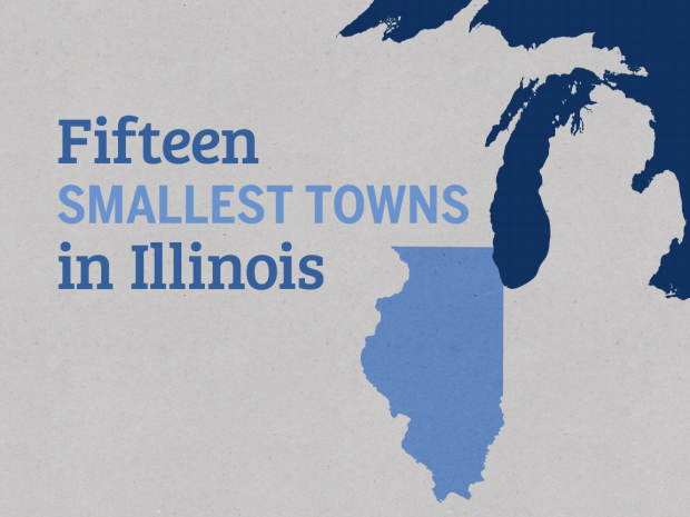 Slideshow: 15 Illinois towns you've never heard of