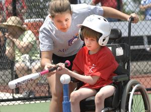 Photos: Miracle League field opens