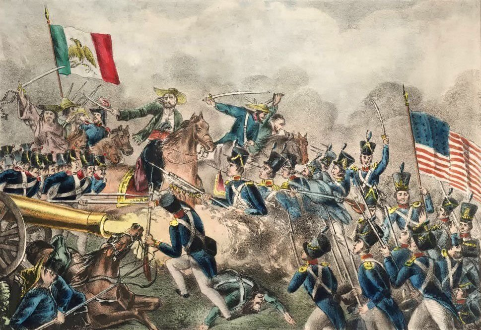 going to war with mexico was The annexation of texas, the mexican-american war, and the treaty of  1846,  and the conclusion of the mexican-american war in 1848, which ended with the.