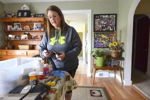 Photos: Woman Battles rare disease 4-24-2015