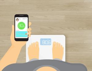 Study finds weight-loss app little help to millennials