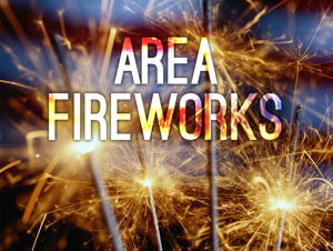 Slideshow: Local fireworks shows