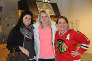 Photos: Blackhawks Day in Bloomington