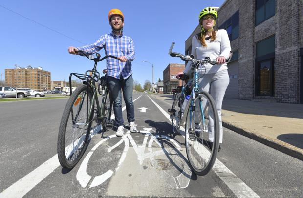 Ready to ride: Bloomington outlines Bicycle Master Plan