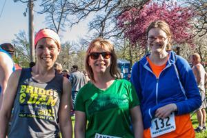Photos: 34th annual Lake Bloomington run