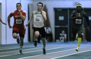 Holland shows signs of success at Top Times meet