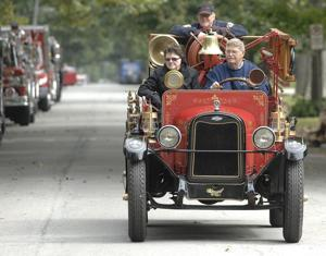 Photos: Fire Truck Parade 10/4/2015
