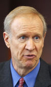 Rauner signs budget fix