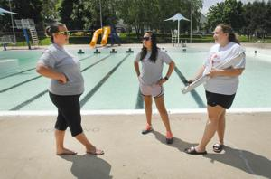 Photos: O'Neill Pool celebrates 40th anniversary