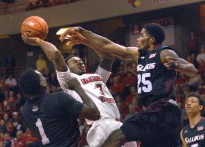 Photos: ISU defeats SIU at home