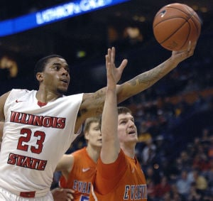 Photos: Redbirds defeat Evansville in the Valley Tournament