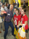 Rauner touts agriculture at Farm Progress Show