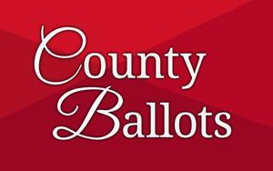 County ballots