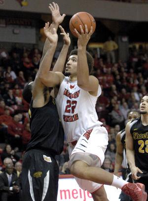 Photos: Wichita State at Illinois State Men's Basketball - 2/14/15