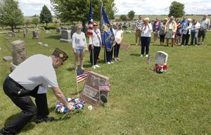 Photos: Memorial Day Rememberance 5/25/2015