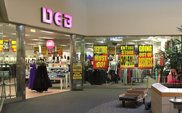 2 Eastland Mall Stores Closing 1 Is Moving