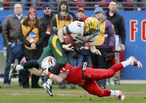 Photos: FCS Championship - ISU vs. North Dakota State