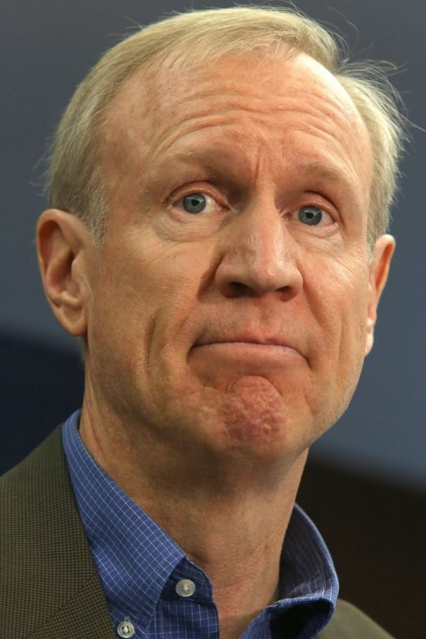 Rauner to announce road construction road show