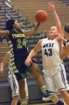 Resilient U High girls win outright Intercity title