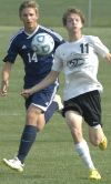 U High, West net Intercity soccer wins