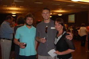 Photos: Wine, Cheese, and Chocolate Benefit