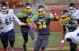 Photos: Friday night football with West, U High and Olympia