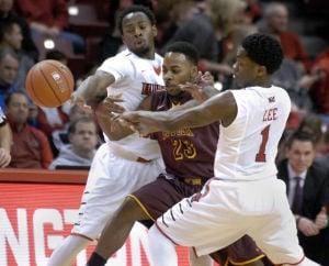 Photos: Loyola at Illinois State Men's Basketball - 2/21/15